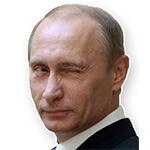Набор стикеров «Путин» для Telegram